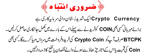 Buy and Sell Cryptocurrency in Pakistan